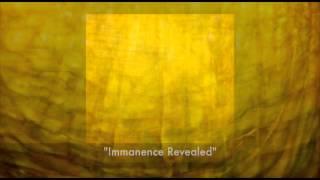 Revealing Immanence Intro - Marika Popovits