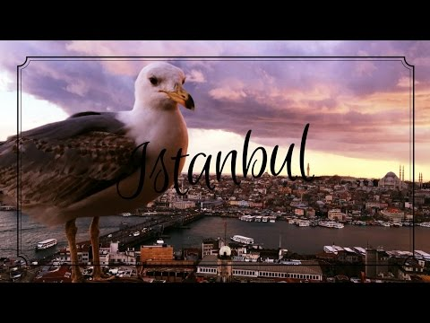 Travel Vlog Istanbul (Turkey) - March 2016