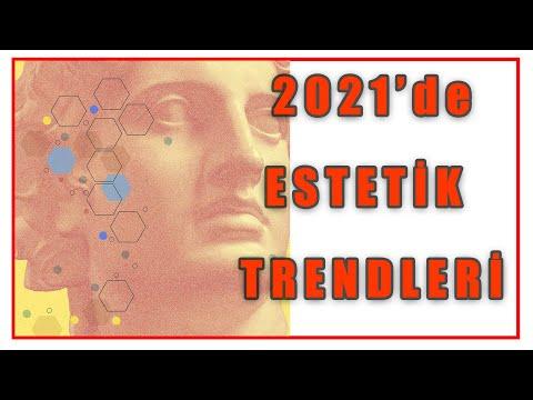 Estetikte 2021 Trendleri
