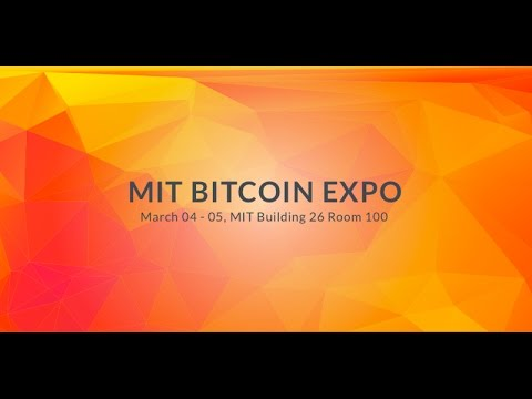 MIT Bitcoin Expo 2017 Day 1