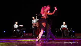 Ivan Nabokin & Anastazia Izvekova, Tango en Vivo, Buenos Aires Tango Star  5.06.2018, 2.mov