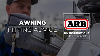 Awnings are a fantastic accessory to have on your 4WD! If you're yet to add one to your set-up, check out our DIY fitting advice .ARB stores across Australia are ...