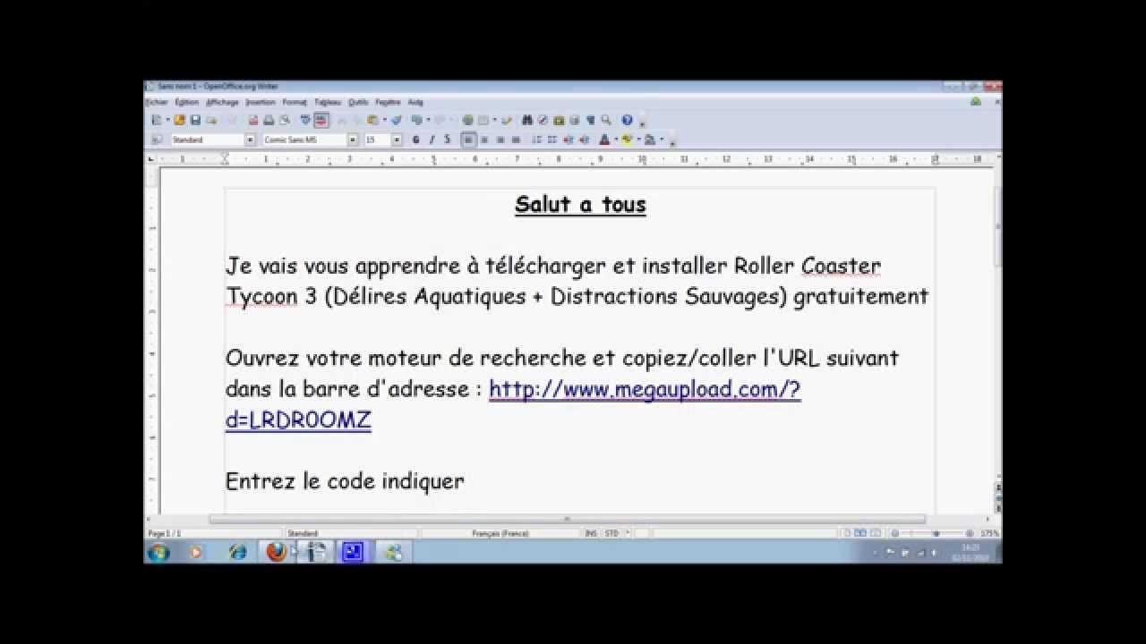 COMPLET TÉLÉCHARGER GRATUIT RCT3 DELIRE AQUATIQUE