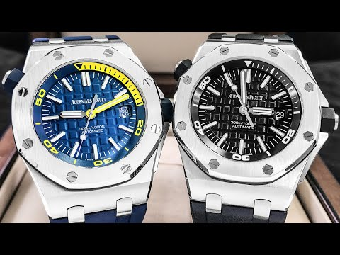 Audemars Piguet Royal Oak Offshore Diver Review – The AP Diver