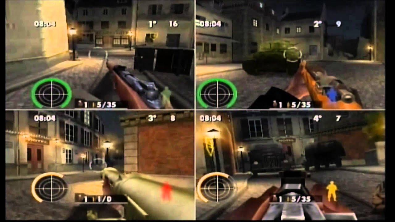 Medal of Honor: European Assault - Multiplayer (parte 1) - War Games - Xbox