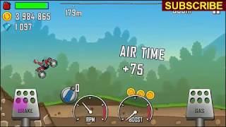 Quad Bike- Hill Climb Racing Game |Bike Cartoons For Kids| |Amir Sandila|