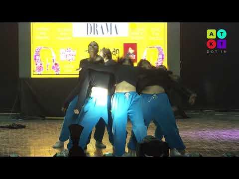 Western Dance Showcase by 'Zenith' from Daulat Ram College | Mecca 2018