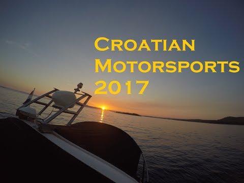 CROATIAN WATERSPORTS 2017 - GoPro Hero 4 Silver DJI Phantom 3