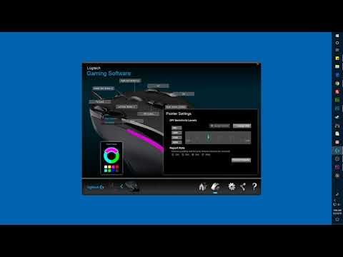 Tutorial For Setting Up Mouse Profiles In Logitech Gaming Software