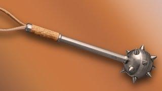 Тактическая ручка - Булава (Tactical pen - Mace)