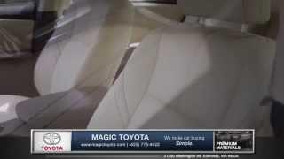 2015 Toyota Avalon Review | Magic Toyota - Toyota Dealer in Edmonds, WA