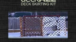 Deck-all Deck Skirting