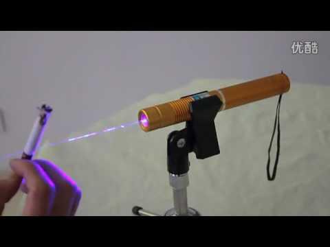 HTPOW Ultra Powerful Blue Burning Laser Pointer