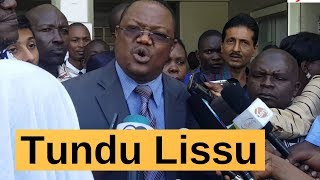 Tundu Lissu  Kurejea Tanzania  | Dunia yote Itajua