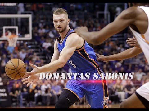 Domantas Sabonis Top 50 Plays of the 2017 Season