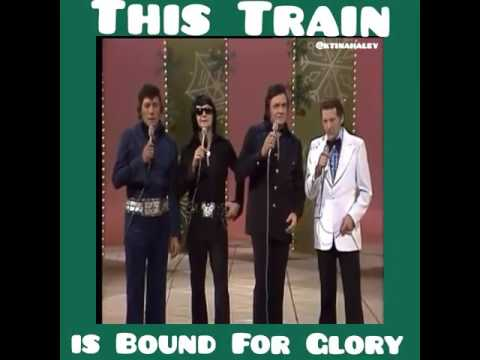 This Train - Johnny Cash, Jerry Lee Lewis😍, Roy Orbison, Carl Perkins