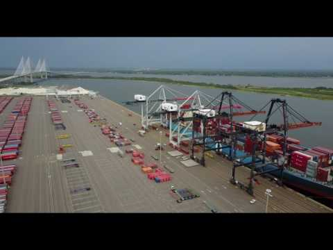 Jacksonville container port