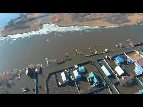 Разлив Моршанск 2018