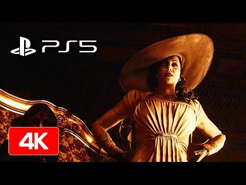바이오하자드 8 빌리지 - PS5 데모