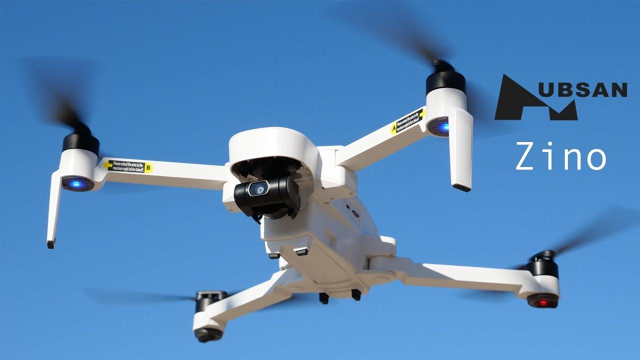 Hubsan Zino Drone - My Experience