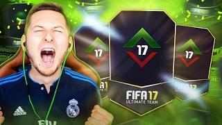 FIFA 17 - UPGRADE PACZKI! KOLOROWA FLARA?!