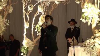 Eli Buzaglo - 'Nishba' | Jewish wedding ceremony singer