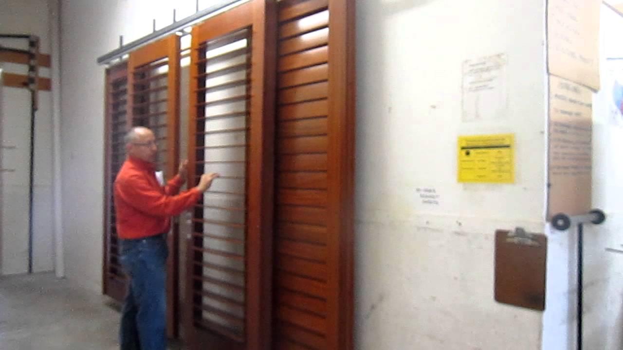 sliding shutters for sliding glass doors