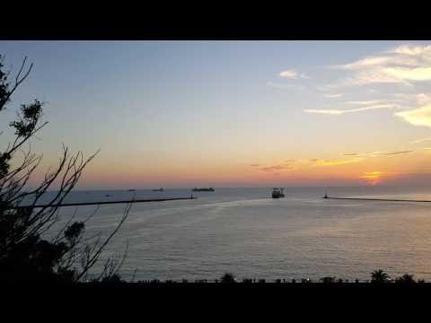Sunset at Sizihwan