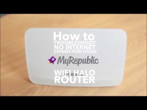 How To: Troubleshoot No Internet Connection Issues on your Wi-Fi Halo