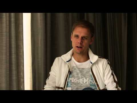 Armin van Buuren on trance in SA