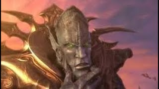 WarCraft 3 - Twilight Of The Gods (Destroying The Undead Base On Hard @ Hyjal)