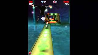 Agent Dash for iOS Gameplay