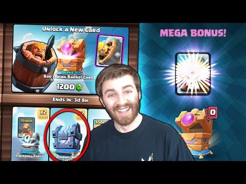 CRAZY! BUYING NEW UNLIMITED CHEST EASTER SHOP OFFERS!! | Clash Royale | NEW CARD SHOP OFFERS!