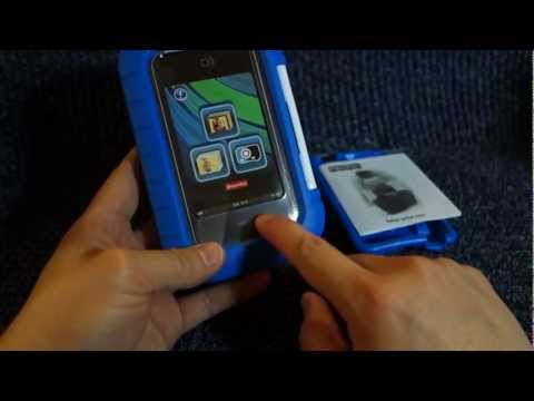Fisher Price Apptivity IPhone IPod Touch Case Unboxing & Review
