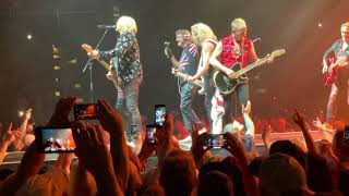 Def Leppard - Two steps behind - Live
