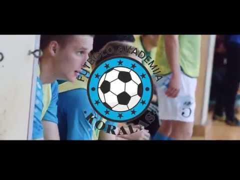 Betsafe - Futsal A lyga: FC Koralas Klaipėda - FK Baltija 2017 11 05 (trumpa apžvalga)