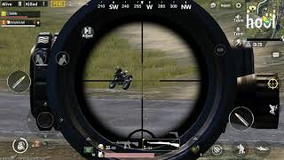 Seriously I saw ghost in PUBG