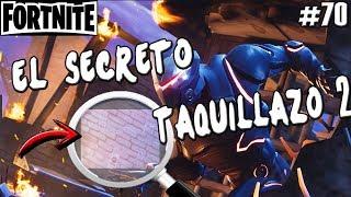 FORTNITE'S SECRET CHALLENGE ? TAQUILLAZO 2 Gameplay English