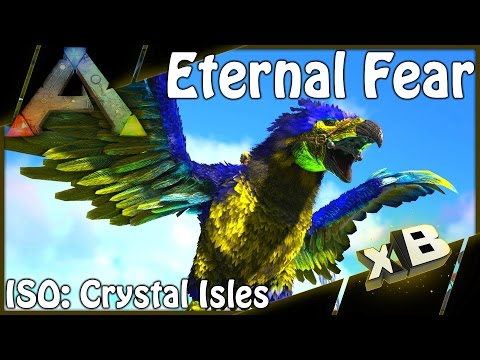 ELEMENTAL LIGHTNING ARGENTAVIS! :: ARK: Eternal Fear :: Ep 23