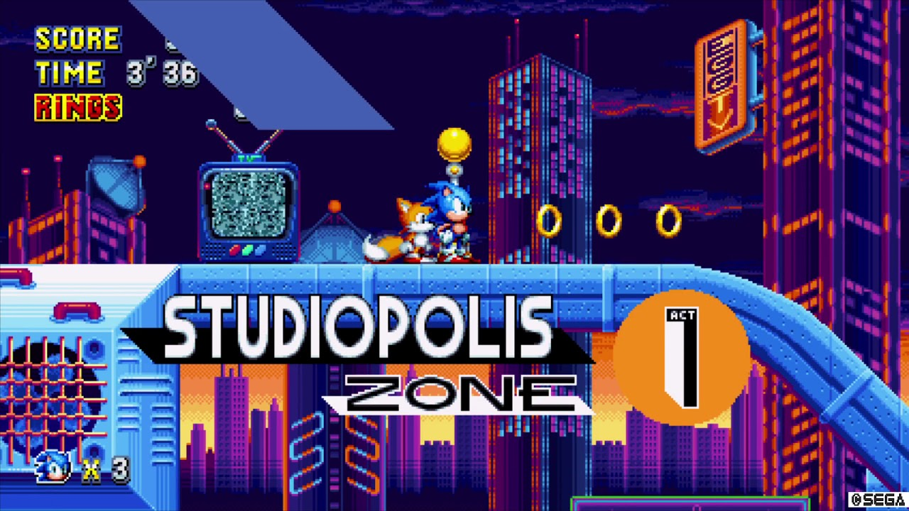 Sonic Mania Review - A Modern Classic That Fans & Newcomers