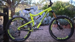 Santa Cruz Bronson C: 2014 Bible of Bike - Mountain Bike Tests