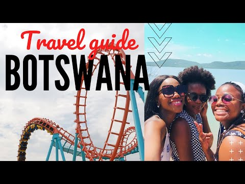 Fun Things to Do in Botswana | Xhosa Girl in Gaborone Vlog