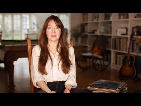 """Kate Ellis – My Dad's Records Ep.1: Pete Seeger, """"Red River Valley"""""""