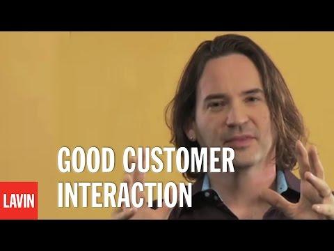 Douglas Merrill on Good Customer Interaction