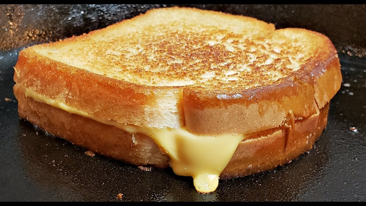 Grilled Cheese Sandwich Youtube