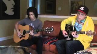 Deuces - Chris Brown Acoustic Cover by Jamie Lono