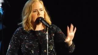 Adele live@Verona 28.05.16 -  I Miss You