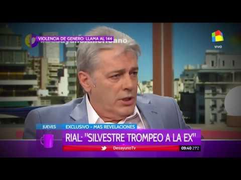 Jorge Rial y Luis Ventura coincidieron y castigaron a Silvestre