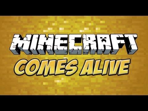 Mod Spotlight - Minecraft Comes Alive!