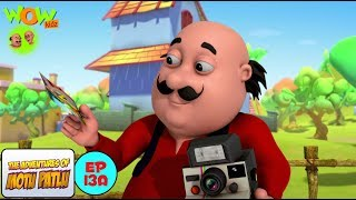 Future Camera - Motu Patlu in Hindi WITH ENGLISH, SPANISH & FRENCH SUBTITLES
